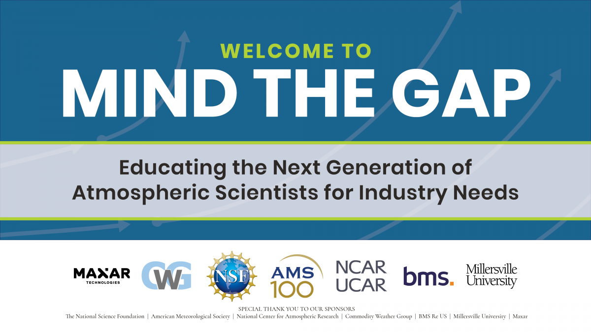 Mind the Gap | NCAR Research Applications Laboratory | RAL