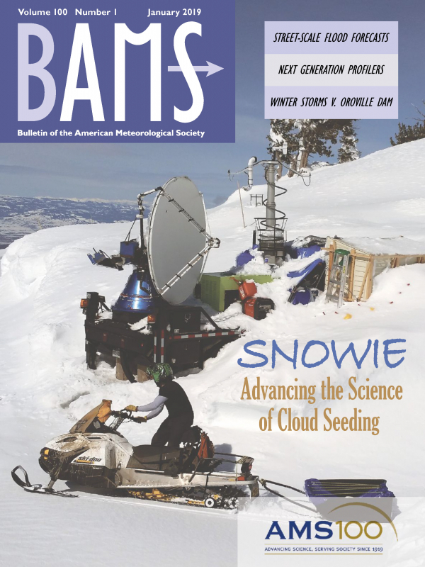 SNOWIE - Advancing the Science of Cloud Seeding