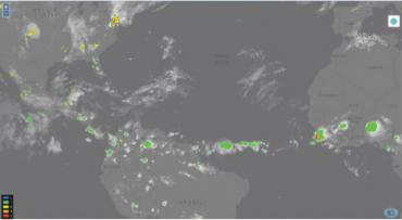 Convective Diagnosis Oceanic shown on BCI viewer 1 June 2015 at 00 UTC