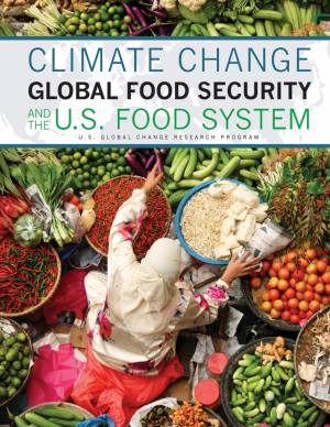 Joint Department of Agriculture/NCAR Report on Climate and Food Security Wildly Successful