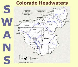This Colorado Headwaters effort will examine  snowpack changes dues to climate change and  impacts on water resources and management.