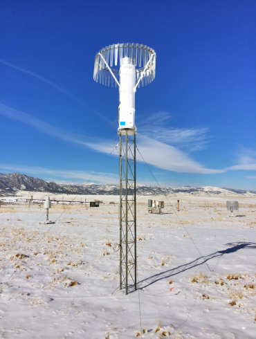 NCAR's Marshall Field Site Weather Instrumentation