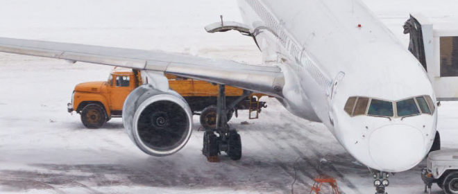 Coping with Adverse Winter Weather: Emerging Capabilities in Support of Airport and Airline Operations